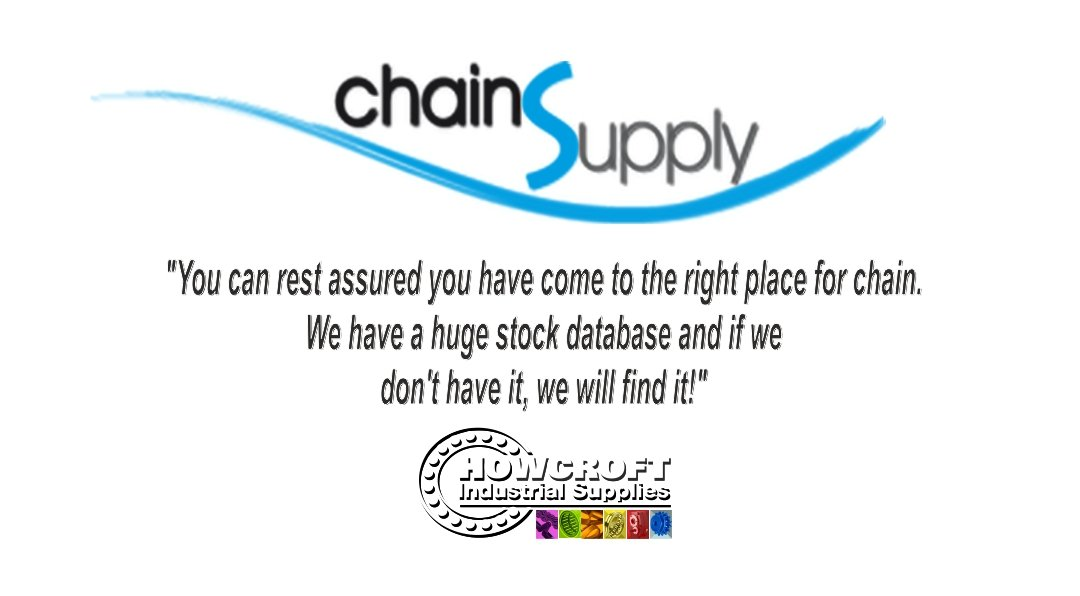 Howcroft Industrial Supplies Acquires Chain Supply Ltd